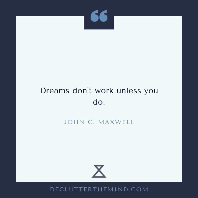 John C Maxwell growth mindset quote