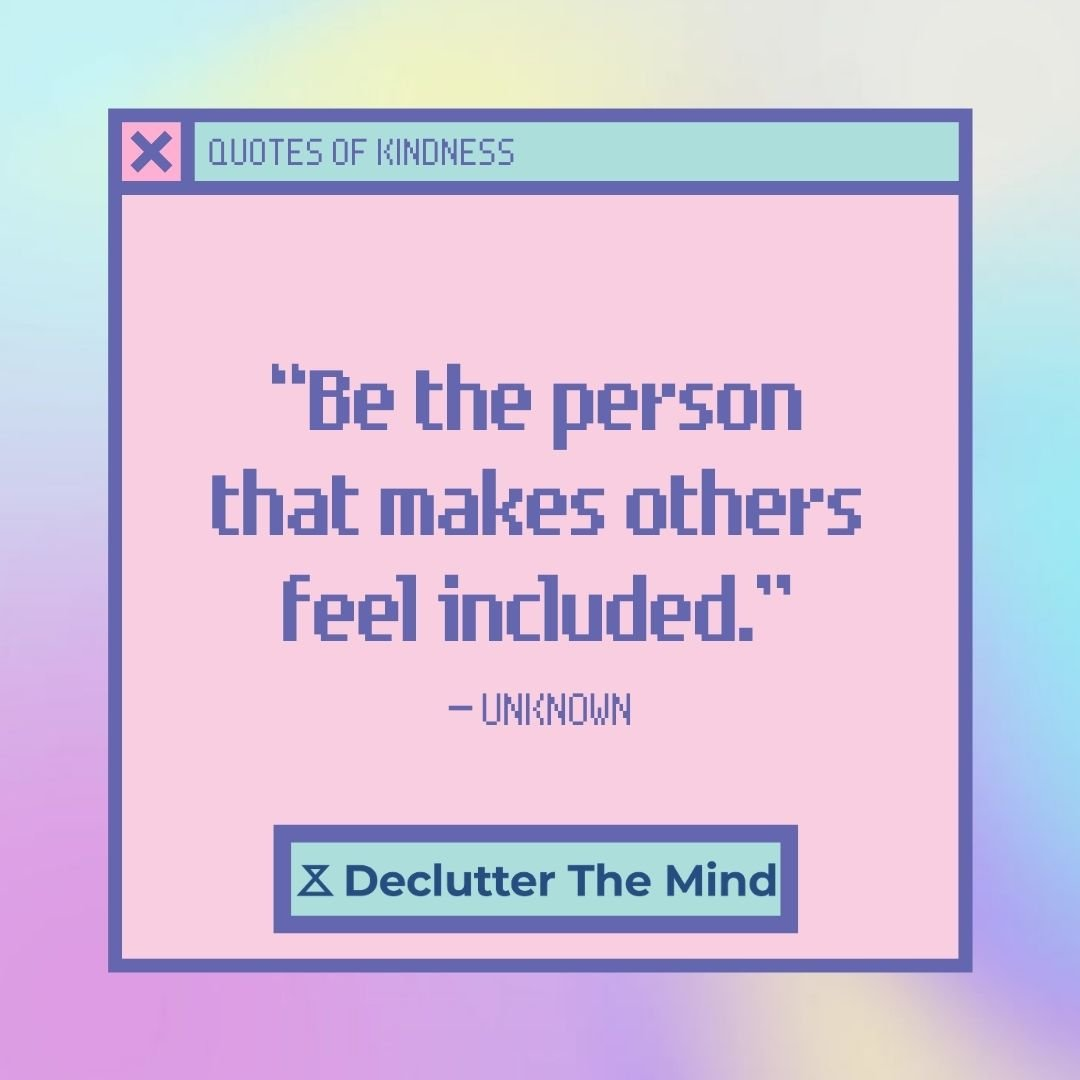 quotes of kindness