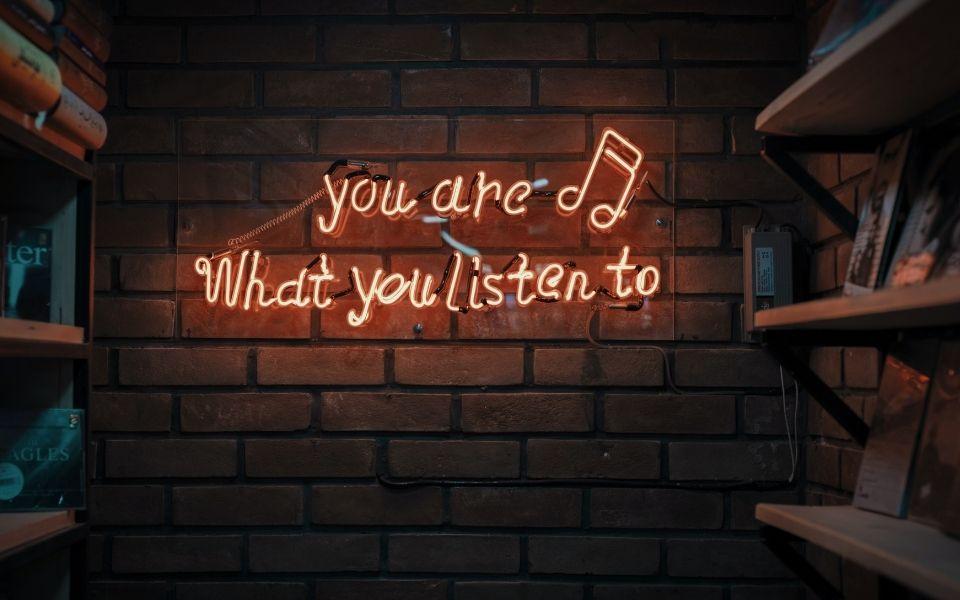 listen for self-awareness
