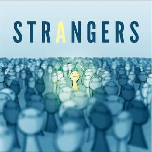 Strangers mindfulness podcast